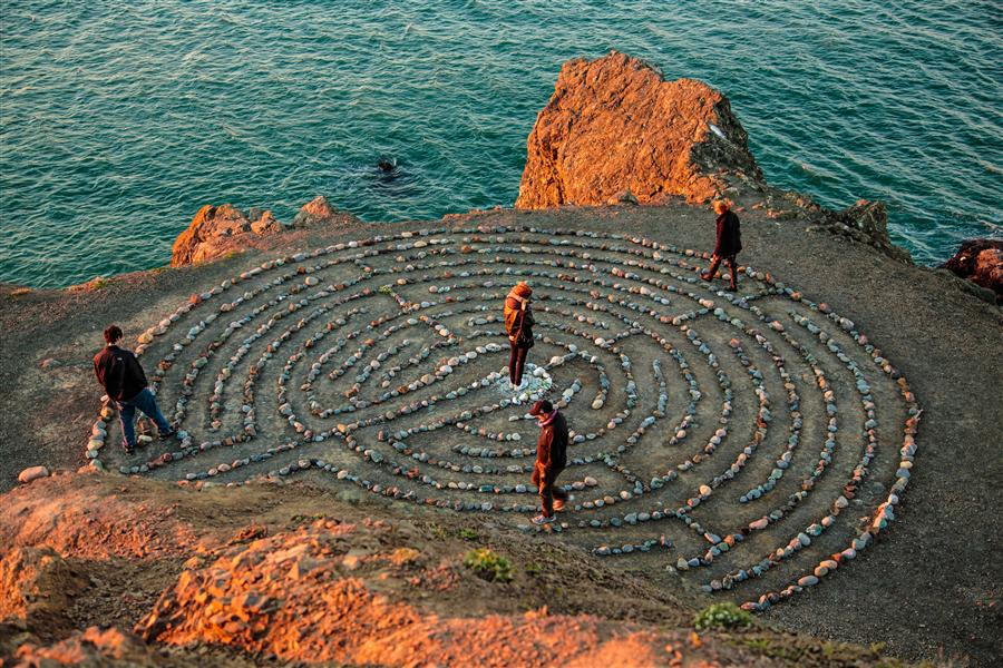 Inner Labyrinths: Deepening into Gaia